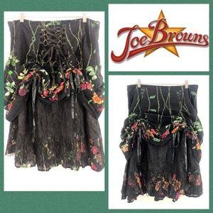 Joe Browns Latin Spirit skirt, sz 20